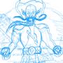 COTM - mixnmatch - WIP sketch by AndyRM03
