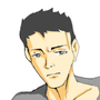 Random Character - Tough Guy by shaino123