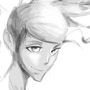 Random Character - Pretty Girl by shaino123