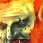 Tork-Ont the Angry Fire Mage Orc by Sanoan