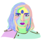 pastel chick