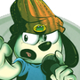 Parappa the Rapper by geogant