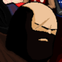 Lisa: the Painful (Mural)