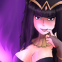 A Labor of Love - Tharja Ver. 1 by Jefferoth