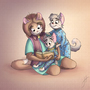 Bedtime Stories by fxscreamer