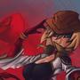 Rose by caitotino