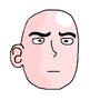 Saitama-One Punch Man by DerpBoss