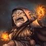 Fire Mage Goblin by ArtDeepMind