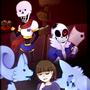 HorrorTale by damian-fluffy-doge