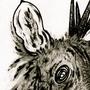 Rabid African wild dog by ItsMacklin