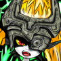 Unimpressed Midna by Old-Abysswalker