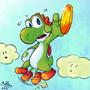 Yoshi Hop by Soren4042