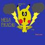 Mega Pikachu! by xXxA-Doge-LoverxXx