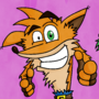 Crash Bandicoot by JackSquatJB