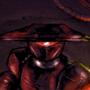 Samurai Ninja Robot by MWArt