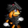 Alouf - 16 Bit Character Sprite.
