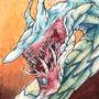 Divine Dragon by MrCreeep