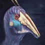 Alien Creature Monster by Kirienitram