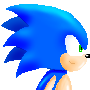 Sonic Sprite Concept by FreakshowAutrael