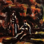 Waiting Skeletons by linda-mota
