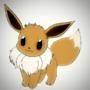 Pokemon Eevee Fan Art by NeXuSFlame