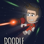 Doodle Character Poster 2 by LiamJMWilson