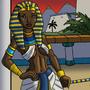 Hatshepsut for Civilization 6 by BrandonP