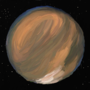 Mars, an oil painting by asx1313