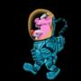 Leporiday - Commando Bunny Test Animation Chain