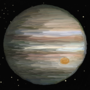 Jupiter, an oil painting by asx1313