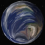 Earth, an oil painting by asx1313