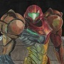 Metroid Samus Aran by PatP