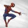 Spidey by SimonT