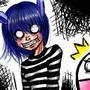 Aoi the Bunny Demon by exninja123
