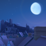 Town at Night - The Tale Teller
