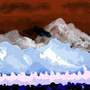 Toonstruck Mountains..still Unnamed by Anarc-Ak2247