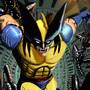 Wolverine Vs. Aliens by sapoman