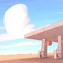 gas station by Sirmi