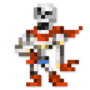Day #110 - Papyrus by JinnDEvil