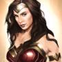 Wonder Woman by luqzzee