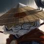 Tiger samurai by SimonT