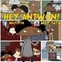 Hey Antwon! (Cartoon Parody)
