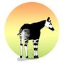 Okapi by sepiaART