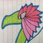 Lily Dragon by redmiranda