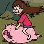 Gravity Falls by roszymek