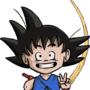 Daily 001 (1/3): Goku by Sheepova