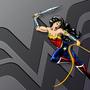 Wonder Woman wallpaper by eMokid64