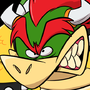 Here comes Bowser!
