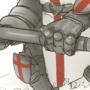 Crusader Reinhardt by Paxilon