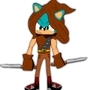 Robin The Hedgehog (V2) by sonicguy322